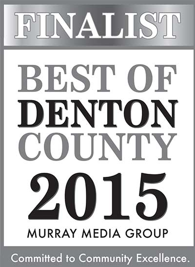 Best of Denton County 2015 Murray Media Group Winner